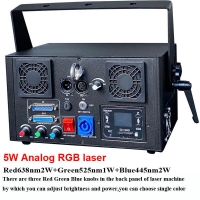 Cheap Mini 5w advertising laser projector/outdoor laser logo/party play of light laser for sale