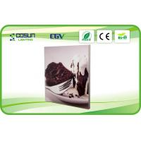 Cheap LED SMD3528 Frameless Light Box With Single Side For Exhibition Center , 83mm for sale