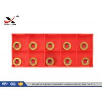 Buy cheap Tungsten Carbide Round Inserts RPMT10T3MO for CNC Milling Machine from wholesalers