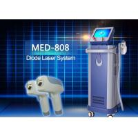 Cheap Vertical Machine Lightsheer Diode Personal Laser Hair Removal 808nm Beauty Equipment 43KGs for sale