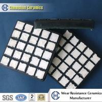 Cheap Chemshun The Rubber Mats with Alumina Tile Used in Chemical for sale