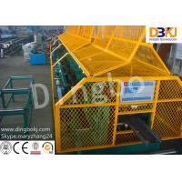 Cheap 10m--15m / Min Purlin Roll Forming Machine 9500×1000×1500mm for sale