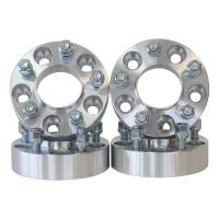 """Cheap 3"""" (1.5"""" per side) 5x4.5 HUBCENTRIC Wheel Spacers Wrangler TJ Cherokee for sale"""