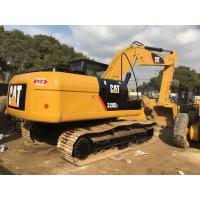 Buy cheap Good Working Condition Used Caterpillar crawler Excavator 320D2 Japan made from wholesalers