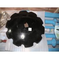 Cheap 10mm /12mm Thickness Tractor Disc Harrow , Round Mn Disc Blade for sale