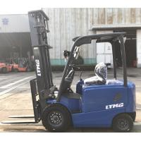 4 wheel 2500kg electric forklift truck CE | ISO | SGS | ISO9001 approved
