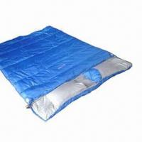 Cheap 2-person Sleeping Bag, Machine Washable, OEM Orders are Welcome for sale