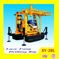 Cheap China Hot Sale XY-2BL Mobile Big-pile Hole Drilling Rig With 600 mm dia. and 50 m Depth for sale