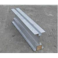 Cheap 6351 Structural Aluminium Beam Silver Industrial Aluminum Profile 140mm 180mm material strength construction engineering for sale