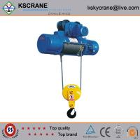 Cheap High Working Efficiency CD Type Single Speed Electric Hoist 10000lbs for sale