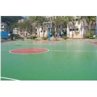 Cheap Indoor sport court tennis court flooring with SGS for sale