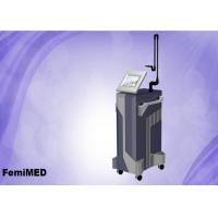 Cheap RF Skin Tightening Equipment ,  Co2 Fractional Laser Machine for Scar Removal for sale