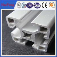 China T Slot 4040 Series Industrial Aluminum Profile 4040 Extrusion aluminum framing on sale