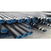 """Hot Rolled Carbon 4"""" Diameter Steel Pipe ASTM Standard For Petroleum Manufactures"""