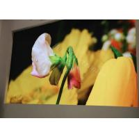 Commercial SMD Small Pixel Pitch Led Display HD 1000 Nits Brightness