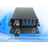 4Port USB 2.0 Fiber Optical Extender with ST/FC/LC interface for USB2.0 over fiber 250M