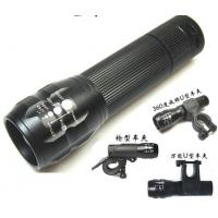 Cheap Emergency Bike Cree LED Flashlight Rechargeable Super Bright Multi Function for sale