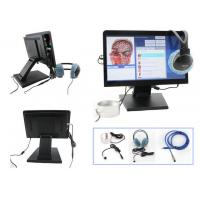 China 8D Lris NLS Black Touch Screen Diagnostic Health Analyzer Machine for Human Body Check on sale