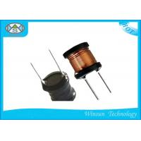 Auto Mounting Wire Wound Power Inductor Small Size Reliable For Switching Power