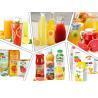 Buy cheap 440V Fruit Juice Citrus Processing Line Plastic Bottle Package from wholesalers