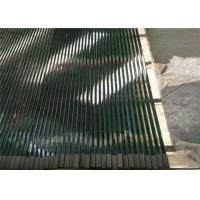Cheap 6.38mm-40mm Laminated Wired Tempered Safety Glass with CE&ISO certificate for sale