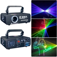 Cheap New Arrival 1000mw RGB Laser projector Club Party Bar DJ light Dance Disco party Stage Lights show system for sale