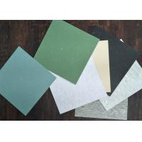Cheap Office Quartz Vinyl Floor Tiles , 303*303mm Homogeneous Plastic Flooring for sale