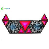 Buy cheap Triangle P5 Stage Led Display Irregular Club Decoration P4 P5 P6 SGS FCC from wholesalers