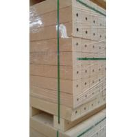 Cheap Compressed Wood Blocks laminated strand lumber 80 x 80 mm Chipblock for sale