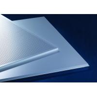 Buy cheap Acoustic Lay-In Aluminum Metal Ceiling 600x600mm Prevents The Heat Loss from wholesalers