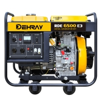 Cheap 5KW 19.6A Single Phase Portable Standby Generator for sale