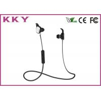 Sports Style Portable Bluetooth Earphones In Ear For IPhone / Android Smartphone