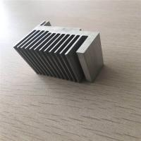 Cheap Vehicle Heat Exchanger 3003 CNC Cooling Fin Extruded Aluminum Heat Sink for sale