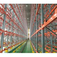 Cheap Professional Warehouse Vertical Racking Systems ASRS With 500 - 2000kg Loading Capacity for sale