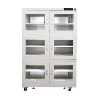 Quality Humidity Control Electronic Dry Cabinet With LCD Screen Display For Antiques wholesale