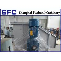 Cheap Industrial Rotary Drum Filter Screening Equipment For Wastewater Dewatering for sale