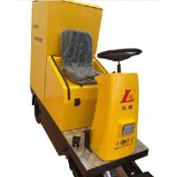 Cheap Cleaning cart for spinning unit, spinning factory inside cleaning car, cleaning cart for textile factory, labor saving for sale