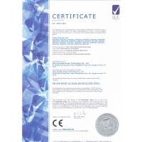 WUXI DURABLE POWER TECHNOLOGY CO.,LTD Certifications