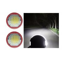 Cheap High Intensity 225W Round 9 Inch Driving Lights With Spot Flood Covers LED Work Light 12V Offroad 4WD Truck Vehicle Car for sale