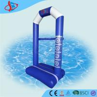 Cheap Armor Games With Kids , CE UL Certification Pump Inflatable Water Games , Big Fun To Play Out Of Door for sale