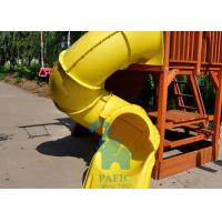 China Twist Type Children's Swing Set With Slide For Outdoor Backyard on sale