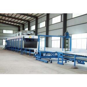China Automatic Continuous Prodction Line Polyurethane Sponge Machine on sale