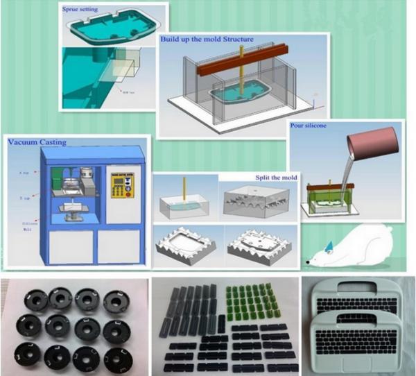 CNC Rapid Prototype Custom Drawing High Polish Transparent Acrylic Consumer Goods