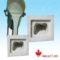 Plaster Mold Casting Silicone Rubber Material
