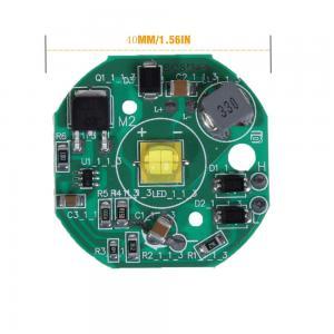 Cheap XHP70 7070 Light PCB Module 6000k 15W High Power 12V For Car Motor Spot Lamp for sale