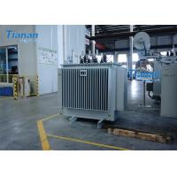 Cheap S11 Power Oil Immersed Power Transformer 3 Phase Core Type Transformer for sale