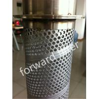 Cheap Welded Spiral Perforated Tube For Automotive Exhaust System And General Industry for sale