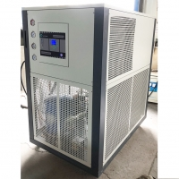 Cheap China Henan Touchscience Industrial Refrigeration Extraction Cooler Bath Cryogenic Refrigerator Cooling Chiller System for sale
