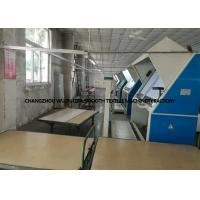 Cheap Industrial Fabric Winding Machine / Fabric Inspection Machine PLC Control for sale