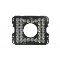 Cheap 60 Degree IR Infrared LED Lamp Board DC 12V For CCD Security Camera for sale